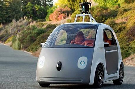 מכונית ללא נהג של גוגל