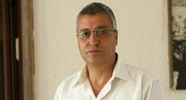 """אריאל יעקובי יו""""ר הסתדרות עובדי המדינה, צילום: עמית שעל"""
