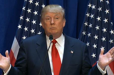"""דונלד טראמפ מועמד ל נשיאות ארה""""ב 2016, צילום מסך: Fox News"""