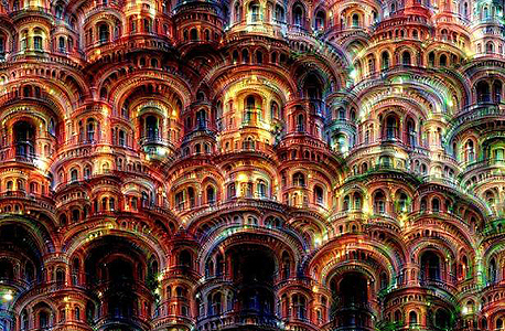 גוגל אינטליגנציה מלאכותית ציורי מחשב