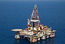 קידוח לווייתן, צילום: אלבטרוס צילומי אוויר