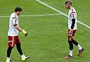 שוערי נבחרת ספרד, צילום: איי אף פי