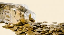 פנסיה כסף חיסכון אגורות, צילום: שאסטרסטוק