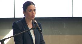 איילת שקד שרת המשפטים, צילום: חגי דקל