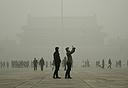 זיהום אוויר. סין היא המזהמת הגדולה בעולם, צילום: אימג'בנק, Gettyimages