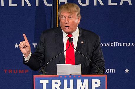 דונלד טראמפ מעמד לנשיאות רפובליקנים, צילום: איי אף פי