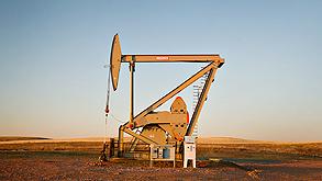 קידוח נפט, צילום: בלומברג