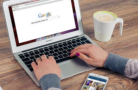 web אינטרנט רשת Google גוגל 1