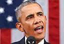 """נשיא ארה""""ב ברק אובמה, צילום: אם סי טי"""