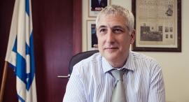 """מנכ""""ל משרד השיכון אשל ערמוני, צילום: תומי הרפז"""
