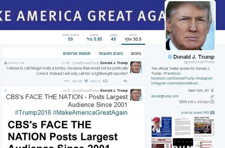 טוויטר דונלד טראמפ, ציום: טוויטר