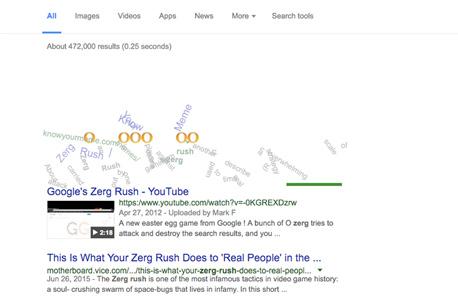 לוגו גוגל משחק , צילום: גוגל