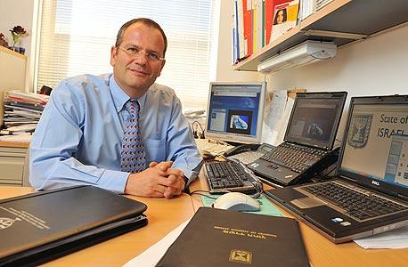 אילן שטולמן, סגן מנהל מחלקת ההסברה במשרד החוץ