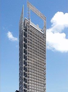 הדמיה של מגדל מאייר ברוטשילד