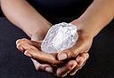 יהלום בגודל של כדור טניס, צילום: איי פי