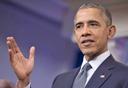 ברק אובמה, צילום: אי פי איי