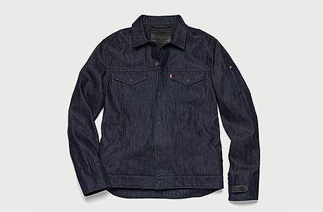גוגל ליוויס ז'קט ג'ינס חכם, צילום: atap.google.com