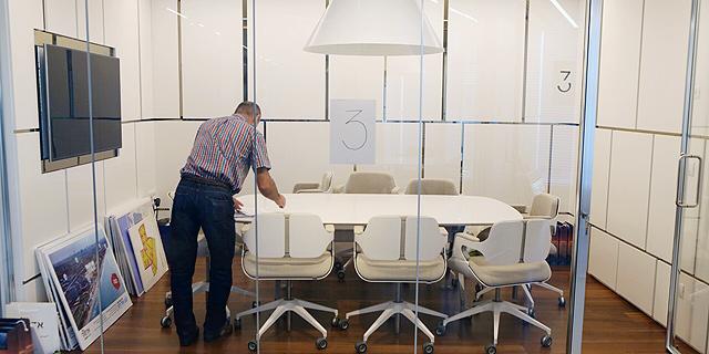 משרדי חברת אדמה, צילום: עמית שעל