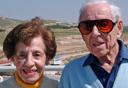 הווארד ולוטי מרקוס, צילום: דני מכליס