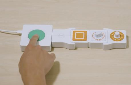 גוגל בלוקס לימוד תוכנה bloks, צילום: youtube