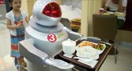 רובוט, צילום: KFC