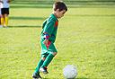 ילד משחק כדורגל (אילוסטרציה), צילום: שאטרסטוק