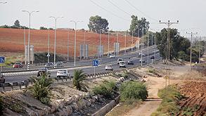 כביש 4, צילום: אוראל כהן