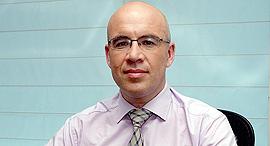 אלכס זבז'ינסקי הכלכלן הראשי מיטב דש, צילום: אמנון גוטמן