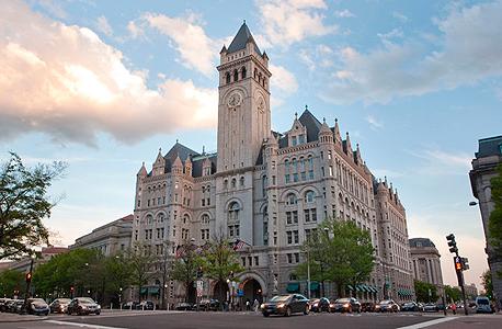 מלון טראמפ אינטרנשיונל וושינגטון , צילום: jeswork