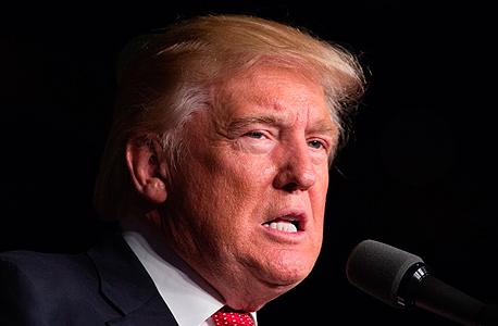 דונלד טראמפ מועמד לנשיאות 2016, צילום: גטי אימג'ס