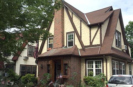 דונאלד טראמפ בית ילדותו קווינס ניו יורק, צילום: Laffey Fine Homes