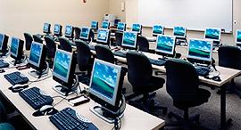חדר מחשבים, צילום: suno.edu