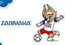 המאסקוט של מונדיאל רוסיה 2018. לא יכנס ל-vytrezvitel, צילום: איי אף פי