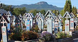 פוטו בתי קברות מרי רומניה