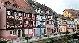 פוטו עיירות מהאגדות קולמר צרפת, צילום: ויקימדיה