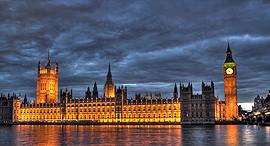 פוטו בתי פרלמנט לונדון בריטניה, צילום: wikimedia