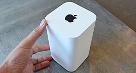 נתב AirPort. מכירות נמוכות, צילום: Apple