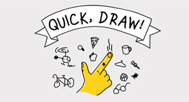 quickdraw withgoogle פליי, צילום: quickdraw.withgoogle