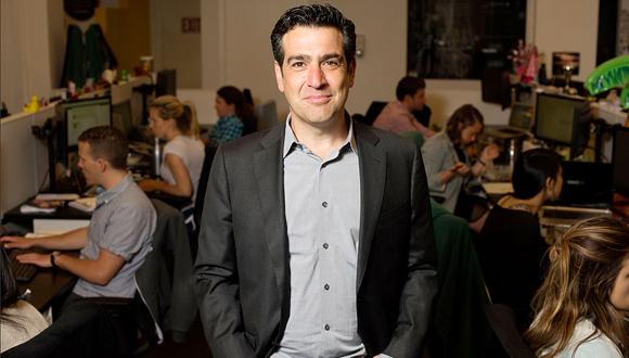 """צביקה נטר מנכ""""ל ומייסד שותף באינוביד, צילום: דיוויד פקסטון"""