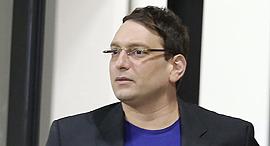 אמיר כבירי בעלים של הפועל תל אביב, צילום: ראובן שוורץ