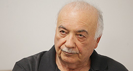 אליעזר פישמן בבית המשפט 1.1.2017, צילום: אוראל כהן
