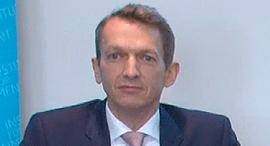 אנדרו הלדיין כלכלן ראשי הבנק הבריטי, צילום: BOE