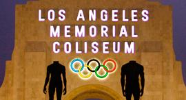 ה אצטדיון האולימפי לוס אנג'לס קוליסאום לוס אנג'לס 2024, צילום: איי פי