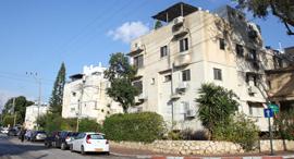 ה פרויקט ב רחוב אלחנן ב רמת השרון, צילום: אוראל כהן