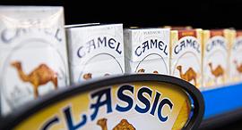 סיגריות קאמל של ריינולדס, צילום: רויטרס