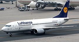 מטוסים של לופטהנזה ומאחוריו של אתיחאד, צילום: Thirty Thousand