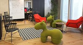 משרדי פידוויזר Feedvisor, צילום: מיה כרמי