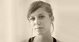 דפנה זילבר הצגה תדגימי פנאי, צילום: רונן גולדמן