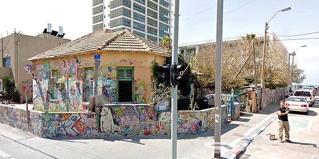 קרקע המריבה נחמיה פינת הירקון תל אביב בית אבי מאירי