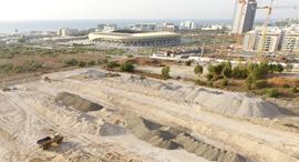 פינוי מחנה טירה, צילום: אגף ההנדסה והבינוי במשרד הביטחון
